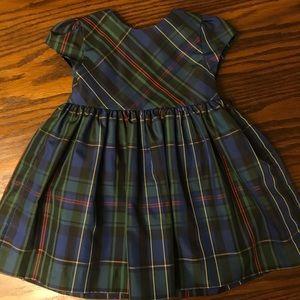 Ralph Lauren 24 months plaid dress